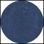 Mineral Pressed Eyeshadow Azura Blue 2 grams (Compact Single with Window)