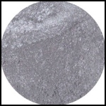 Mineral Eyeshadow Intense Azura Midnight Silver 2 grams (Single)