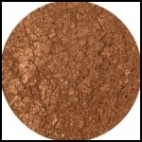 Mineral Eyeshadow Intense Azura Golden Bronze 2 grams (Single)