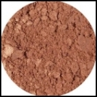 Mineral Eyeshadow Shimmer Powder Azura Coral Gold  2 grams (Single)