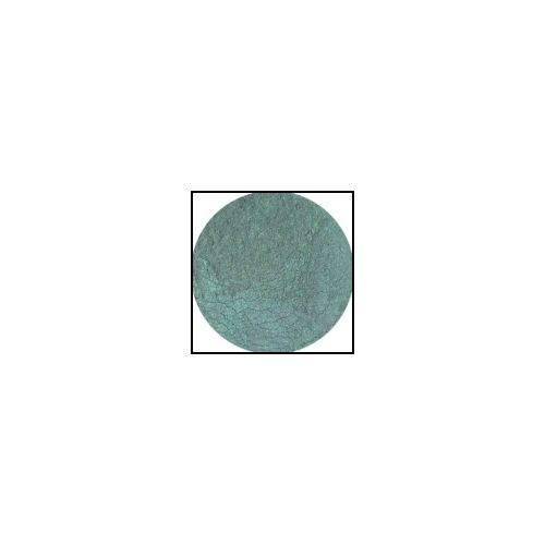 Mineral Eyeshadow Shimmer Powder Azura Teal 2 grams (Single)