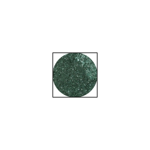 Mineral Eyeshadow Sparkle Powder Azura Emerald 2 grams (Single)