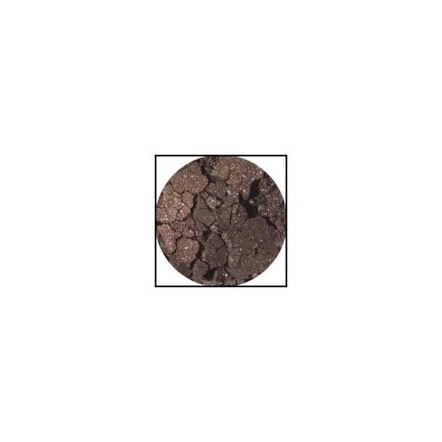 Mineral Eyeshadow Sparkle Powder Azura Pewter 2 grams (Single)