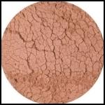 Mineral Blush Powder Azura Soft Coral Shimmer (Warm) 5 grams (Single)