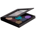Mineral Eye Shadow Pressed Compact (Clear Window with Palette Holds 9 Shadows Not Included)